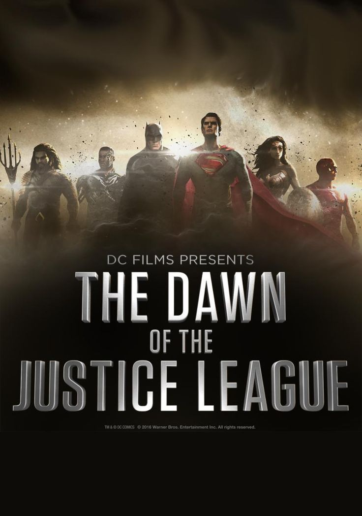 Justice League Superman, Batman, Green Lantern, Wonder Woman, Aquaman, the Flash and other superheroes unite to fight against evil forces.