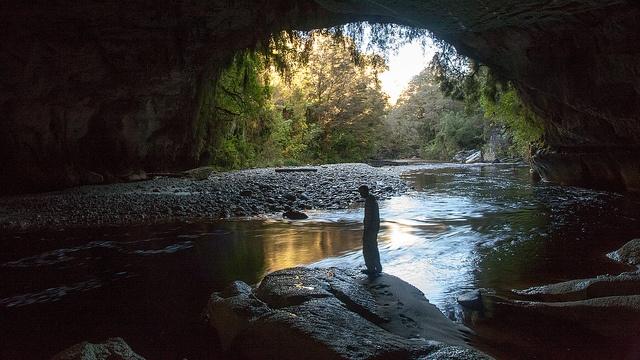 Moria Gate Arch Oparara Basin Karamea | Flickr - Photo Sharing!