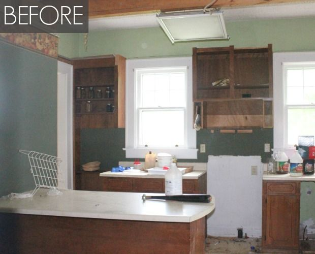 This total kitchen remodel only cost 5000 kitchens for Remodel a kitchen for under 5000