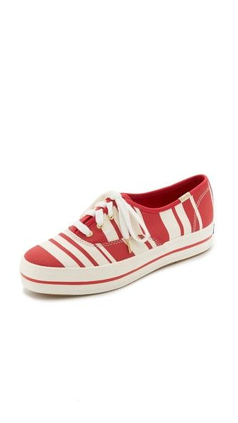 Kate Spade New York Keds for Kate Spade Triple Kick Sneakers