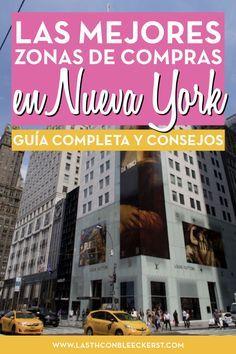 e5037eb86506 Compras en Nueva York, guía completa. #NuevaYork #NYC #Manhattan  #NuevaYorkfotos