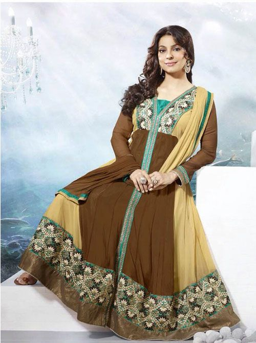 SV-KA0177 at JUST @ $74 Buy at http://www.shopvhop.com/product/brownish-creamy-goldish-anaya-designer-collection/