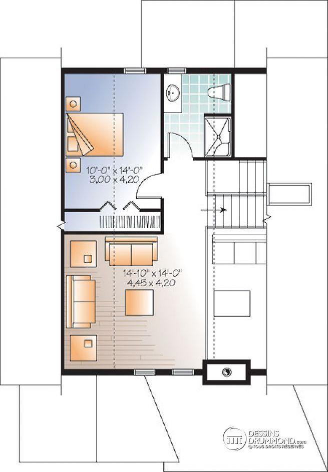 Foyer Et Plan Focal : Idées sur le thème foyer À double face pinterest