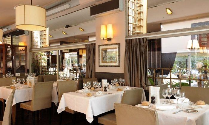 7ème - invalides - Chez Françoise, menu entrée, plat et dessert pour 2 personnes à 39 € au lieu de 66euros groupon