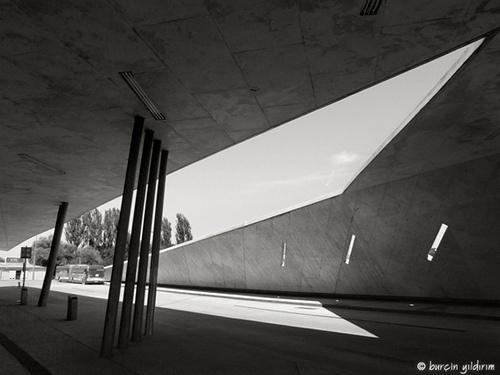 Terminal Hoenheim Nord | Zaha Hadid