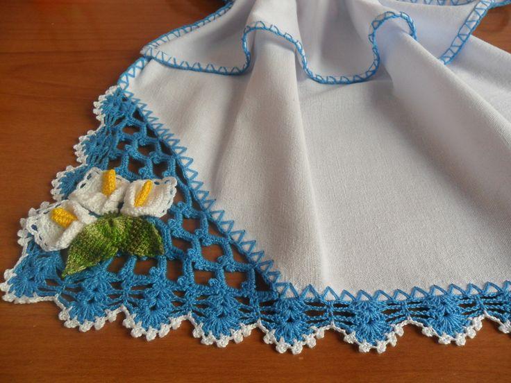 406 Best Images About Pano De Prato On Pinterest Towels