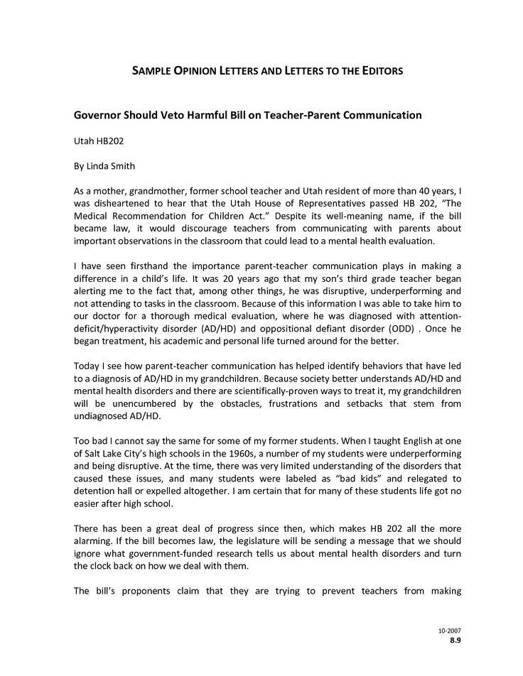 Jail Work Release Letter Sample