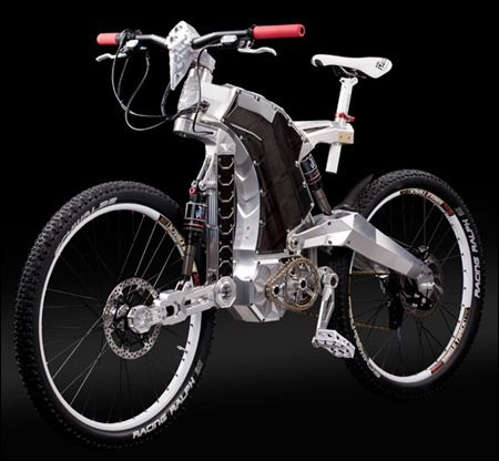This is a hybrid bike with not only exceptional performance but stunning aesthetics as well. The motor power and battery capacity is well over the industry standard and a truly futuristic look will sure attract some eyeballs around you. The Terminus is the ultimate trail-machine for the ones who appreciate the best availa