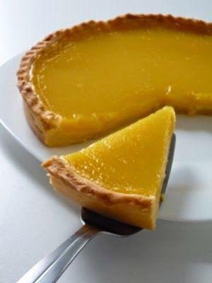 Agnese Italian Recipes: Easy Italian Lemon tart recipe