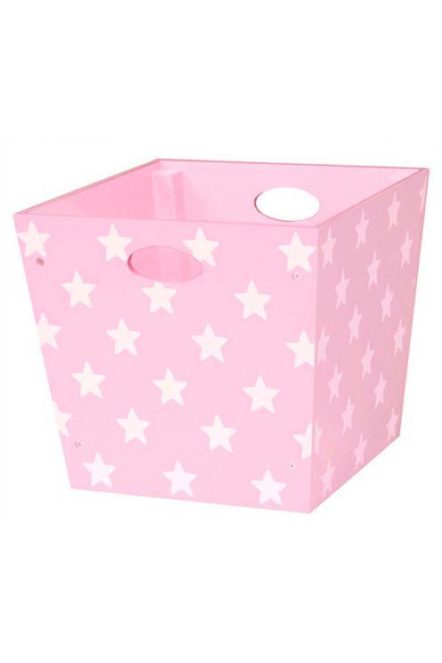 Kids Concept Star Förvaringsbox Rosa
