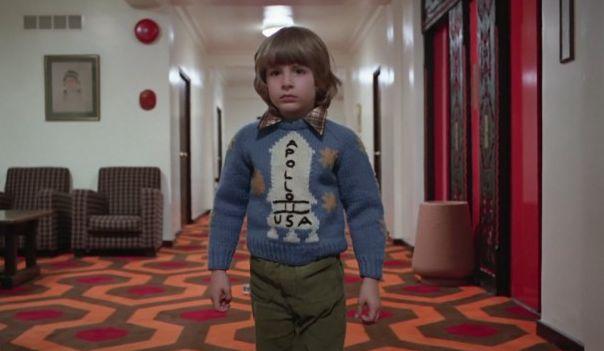 Danny Lloyd El Resplandor Stanley Kubrick Jersey
