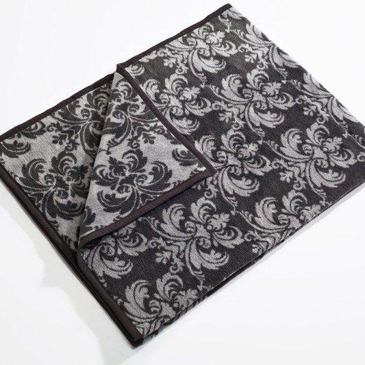 Koc Glamour srebrny, 150x200 cm