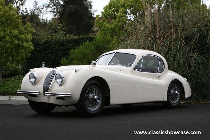 1952 Jaguar XK 120 FHC by Classic Showcase
