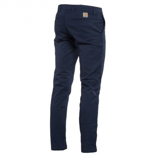 #carhartt #pant #denim #jean CARHARTT Sid Pant duke blue rinsed Lamar pantalon chino stretch twill super slim fit 89,00 € #skate #skateboard #skateboarding #streetshop #skateshop @playskateshop