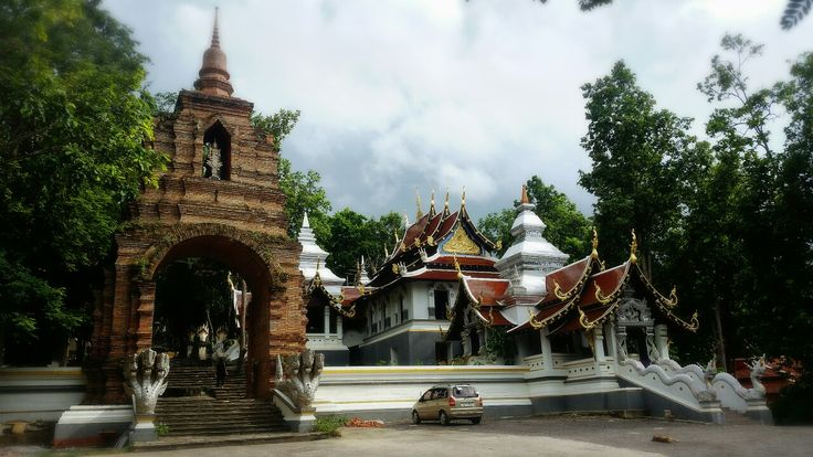 Wat Analayo, phayao province