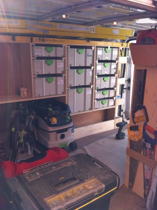Sprinter Van Conversion Parts >> 315 best images about Mobile Workshops on Pinterest | Power tools, Cargo trailers and Tool storage