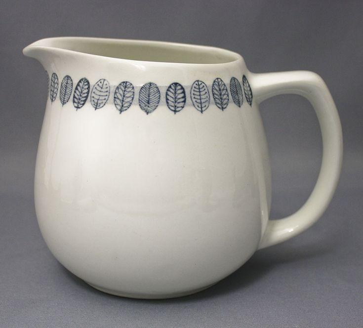 Arabia, milk jug, Linnea, Raija Uosikkinen - Shopping Place for Friends of Old Antique Dishware - Dishwareheaven.com - Products