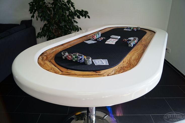 "Pokertisch ""Las Vegas"""