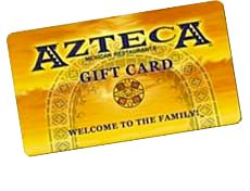 Azteca Mexican Restaurants- I want the after funeral luncheon catered by Azteca, since Mexican food was my favorite. Just buy three fiesta platters, some paper plates, and some plastic utensils. And make sure to ask for only beef or chicken in all of the food from Azteca so that Aunt Bev, Breena, Scott-Allen, and Joshua can eat!