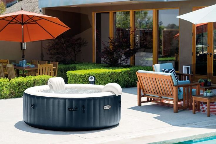 Découvrez les nouveautés 2016 de la Gamme Pure Spa Intex. Disponibles sur raviday-piscine.com #raviday #spa #gonflable #détente #zen #jacuzzi #intex