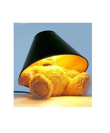 Chitra Teddy Bear Lamp #ohnineone