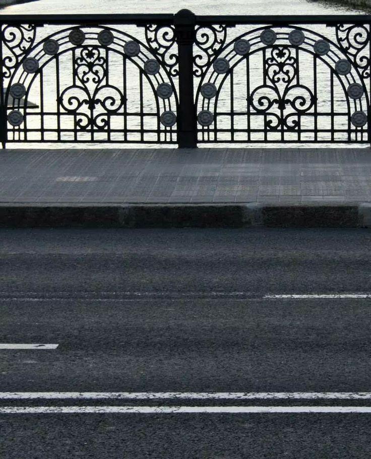 Detalle puente. Bilbao. Photograph Jon Vicente.