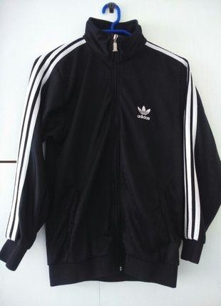 Kup mój przedmiot na #vintedpl http://www.vinted.pl/damska-odziez/bluzy/10654540-czarna-bluza-adidas