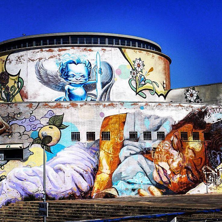 #sevilla #seville #andalusia #andalucia #streetart #urbanart #arturbain #graffiti #sevillestreetart #elninodelaspinturas