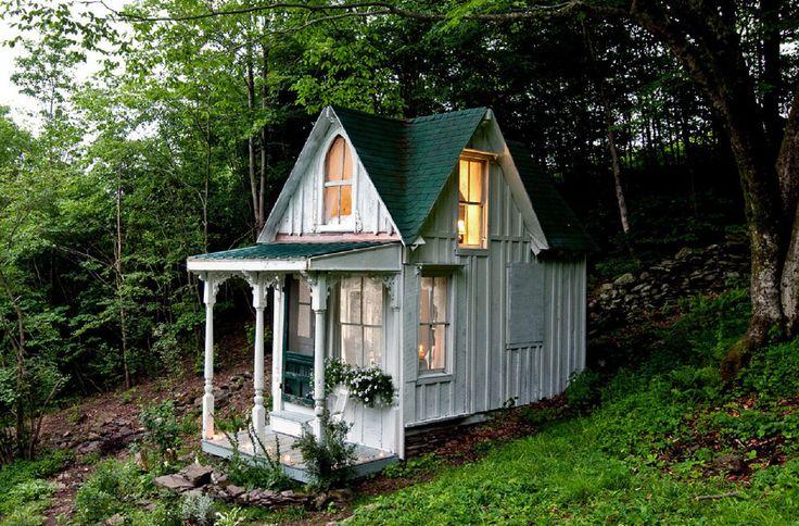18 casinhas charmosas pelo mundo..