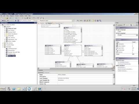 Cognos Report Studio AdHoc Analysis