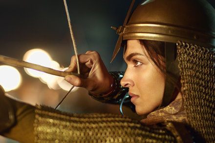 Review: Bajirao Mastani a Bollywood Forbidden Romance from RACHEL SALTZ at the New York Times. #movies