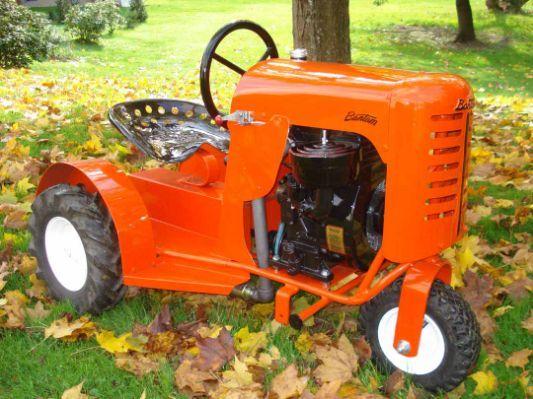 Bantam Tractors For Sale