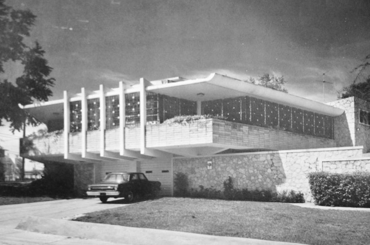 Mid century modern architecture puerto rico mid for House plans puerto rico