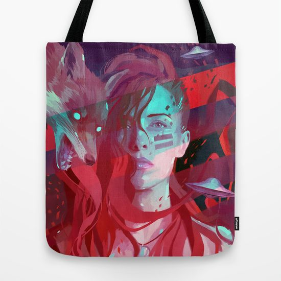 MISS SOULS Tote Bag
