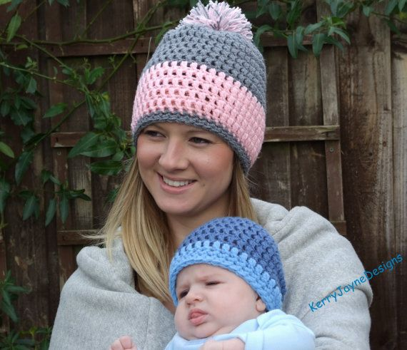 Die besten 17 Bilder zu Crochet - Wear it auf Pinterest   Hüte ...