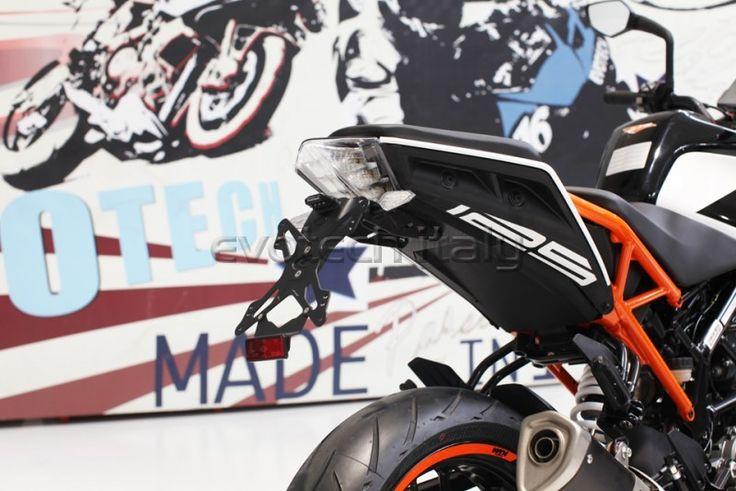 Evotech Tail Tidy KTM DUKE 125 2017
