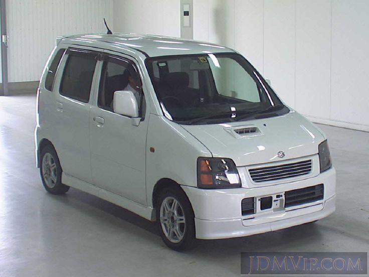 2001 SUZUKI WAGON R  MC22S - http://jdmvip.com/jdmcars/2001_SUZUKI_WAGON_R__MC22S-c7U0PBGWw2q9ke-9061