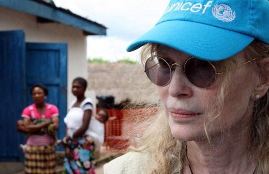 UNICEF Celebrity Ambassadors | UNICEF USA