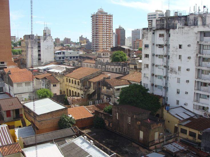 Tejados, Asunción - tejados, Asunción