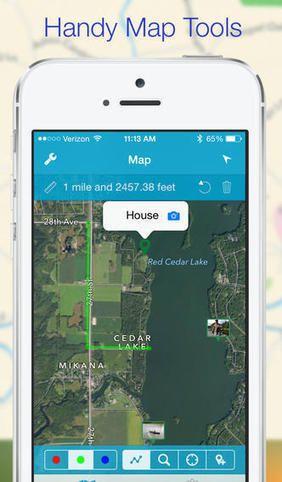 iPhone Giveaway of the Day - MapPlan | Freakinthecage Webdesign Stuttgart - Der Blog