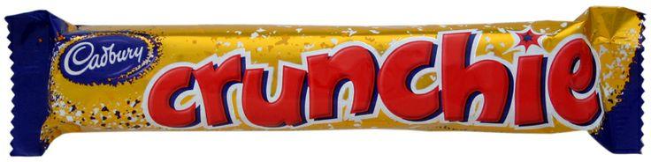 Cadbury Crunchie - yum!