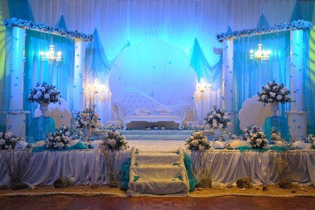 Under The Sea Wedding Theme Decorations Pelaminan Under
