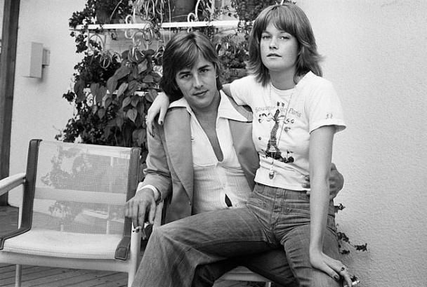 Don Johnson and Melanie Griffith by Brigitte Lacombe