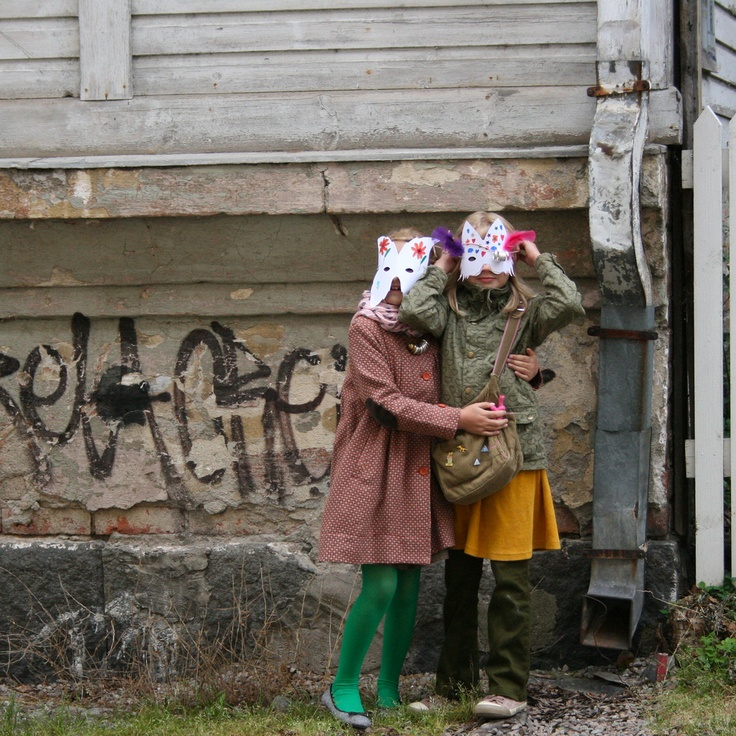 masks: Kids Diy, Beautiful, Art Inspo, Mask, Childhood Masks, Masks Children Lov, Earlier Childhood, Liivia Sirola, Livia Photostream