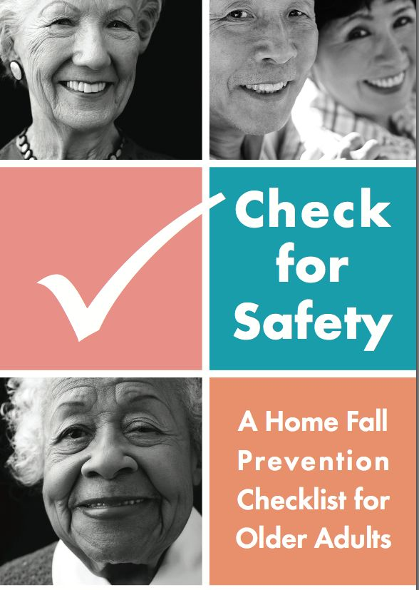 Older Adult Falls Home and Recreational Safety CDC