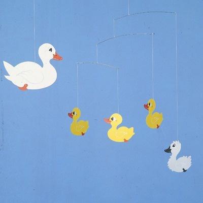 Flensted Mobiles Ugly Duckling Mobile | Wayfair