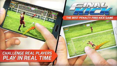 Final kick: Online football v5.3 Apk Download - Mod Apk Free Download For Android Mobile Games