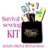 Sew Fast Sew Easy's Survival Sewing Kit Sewing Notions and Supplies (Office Product)By Sew Fast Sew Easy, Dritz, Clover, Gingher, Iris Swiss