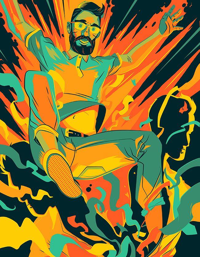 Illustrations by Matt Taylor