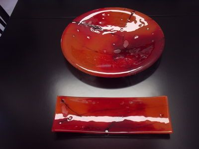 artesanias en vidrio y hierro - Galeria de fotos